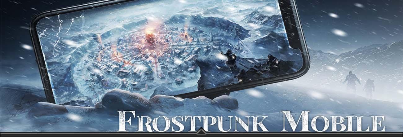 Frostpunk annunciato anche per il mobile